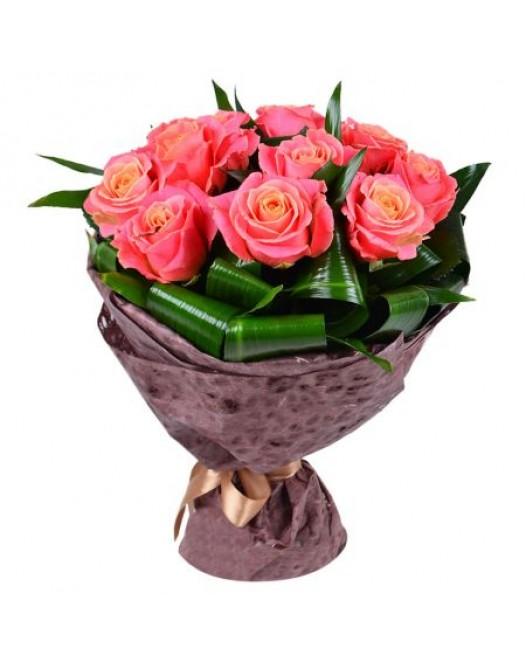 Букет из роз на заказать самара, доставка цветов